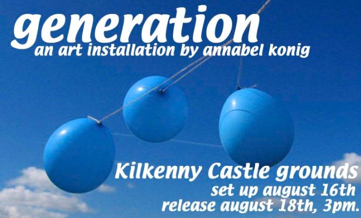 generation kilkenny postcard