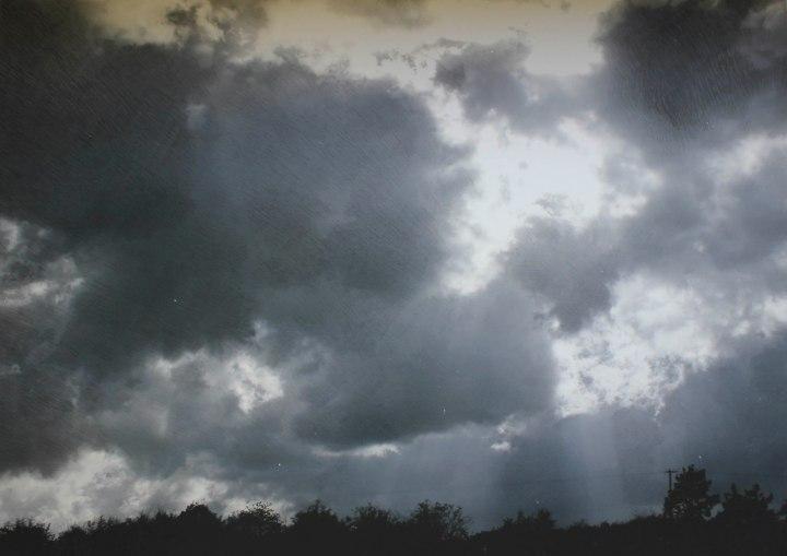 Crepuscular Sky